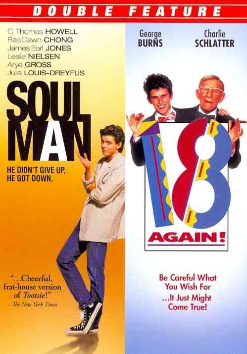 SOUL MAN/18 AGAIN BY BURNS,GEORGE (DVD)