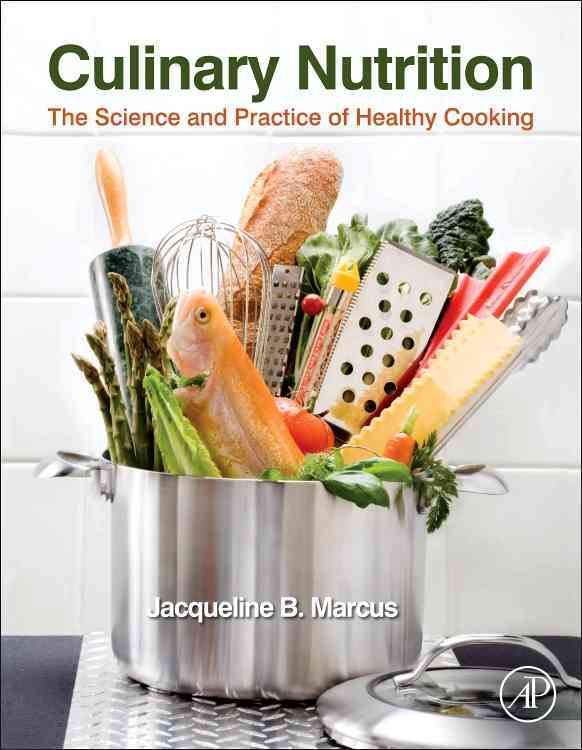 Culinary Nutrition By Marcus, Jacqueline B.