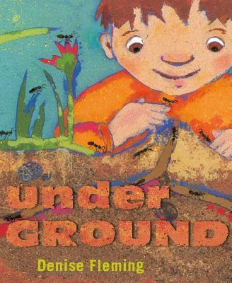 Underground By Fleming, Denise/ Fleming, Denise (ILT)